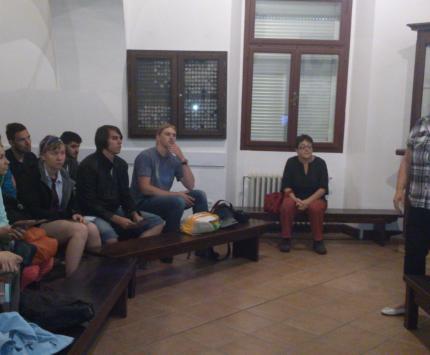 Študentska ekskurzija 1.-4.7.2014