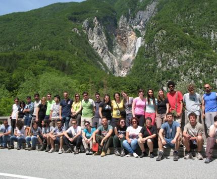 Escursione didattica 1.-4.7.2014