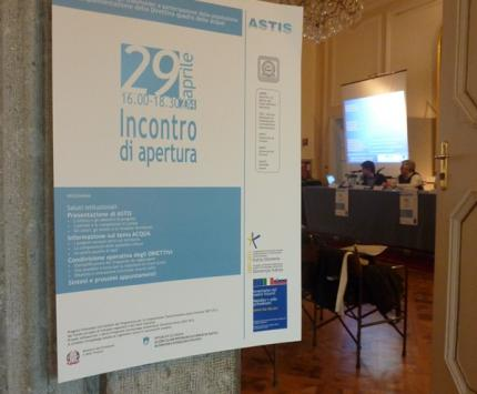 Incontro con stakeholders - 29/4/2014