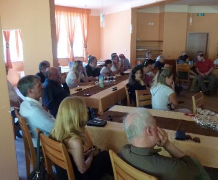 Incontro con stakeholders - 3/7/2014