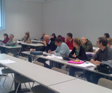Projektna delavnica / Workshop del progetto